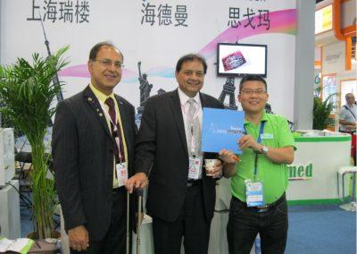 China June 2012